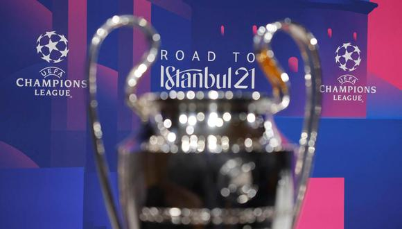 Así se jugarán las semifinales de la Champions League. (Foto: AFP)