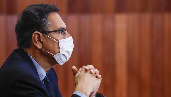 El pleno del TC admitió a trámite la demanda competencial presentada el lunes por la procuraduría del Ministerio de Justicia. (Foto: Presidencia)