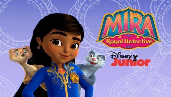 'Mira, la detective del reino' se estrena este 20 de julio por Disney Junior. | Crédito: Disney/Composición.