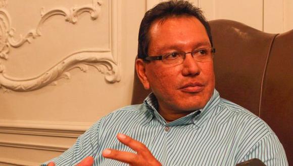 """Félix Moreno se habría reunido con """"Funcionario número 5"""" de Odebrecht. (Foto: Consuelo Vargas Daza / Archivo El Comercio)"""