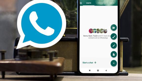 Conoce cómo poder tener la última versión de WhatsApp Plus 15.40. ¿Qué trae? (Foto: MAG)
