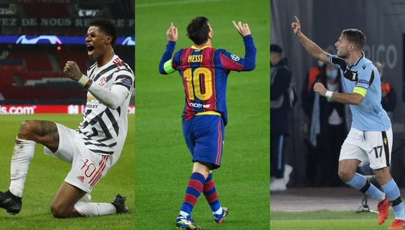 Resultados de este martes 20 de octubre en la Champions League | Fotos: Agencias