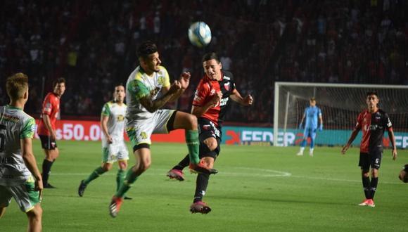 Aldosivi venció 2-0 por la Superliga argentina. (Foto: @clubaldosivi)
