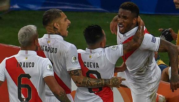 La selección peruana jugará de visitante la primera fecha de las Eliminatorias Sudamericanas Qatar 2022.(Foto: AFP / Mauro PIMENTEL)