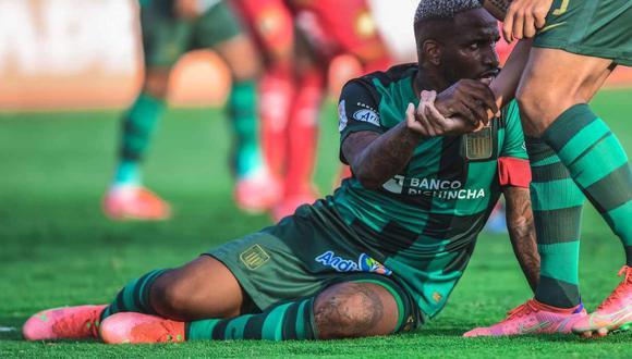 Jefferson Farfán lleva un gol en su regreso a Alianza Lima.  (Foto: Alianza Lima)