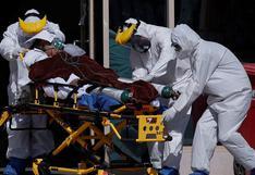 México registra 436 muertes por coronavirus en un día y el total llega a 174.207