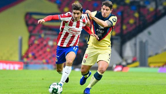 El duelo entre América y Chivas promete ser un partidazo. (Foto: Twitter Chivas EN)