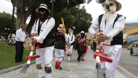 A través de la Resolución Viceministerial N°081-2018-VMPCIC, se declara la danza Tatash como Patrimonio Cultural de la Nación (Foto: Ministerio de Cultura)