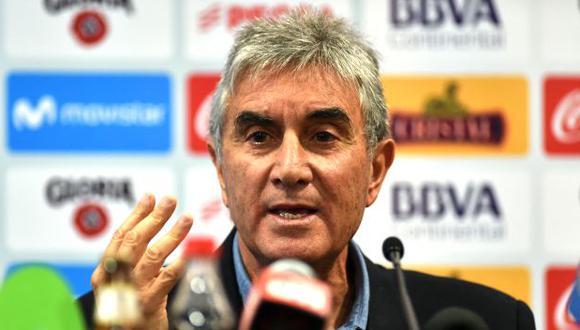 Juan Carlos Oblitas lamentó las restricciones para el desarrollo de las actividades deportivas. (Foto: AFP)