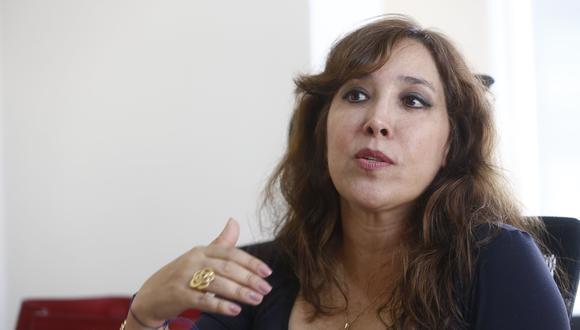 Susana Silva, jefa del INPE, lamentó que se haya distorsionado la labor parlamentaria en la visita a penales. (Foto: Piko Tamashiro / Grupo El Comercio)