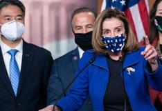 Una comisión similar a la del 11-S investigará el asalto al Capitolio en EE.UU.