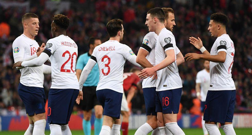 Inglaterra vs. Montenegro EN VIVO ONLINE vía Sky HD: juegan por las Eliminatorias rumbo a la Eurocopa 2020.   Foto: EFE