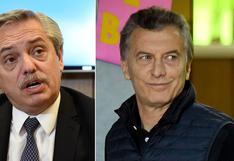 Fernández despunta en Argentina y le saca 20 puntos de ventaja a Macri