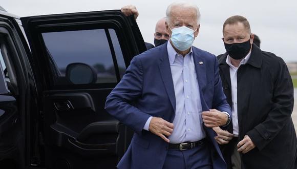 El candidato demócrata Joe Biden ha demostrado tener un amplio margen de diferencia en cuanto a recaudación de fondos frente a su rival, Donald Trump (Foto: AP)