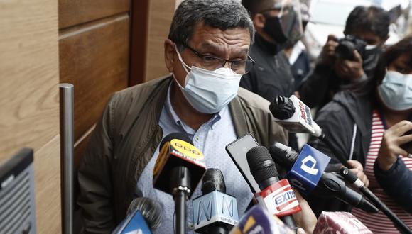 Hernando Cevallos criticó a Fuerza Popular por plantear nulidad para 802 actas. Foto: César Campos / @photo.gec