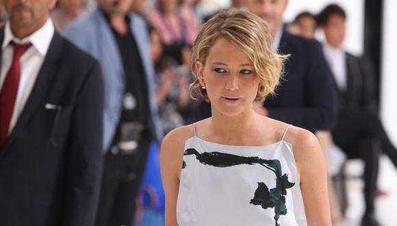 Confirman veracidad de fotos íntimas de Jennifer Lawrence