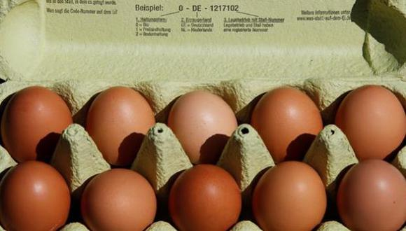 Escándalo en Alemania por huevos contaminados procedentes de Holanda. (Foto: La Nación, GDA)