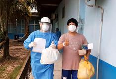 """""""Fallecían personas a mi alrededor"""": el testimonio de un periodista de Iquitos que sobrevivió al coronavirus"""
