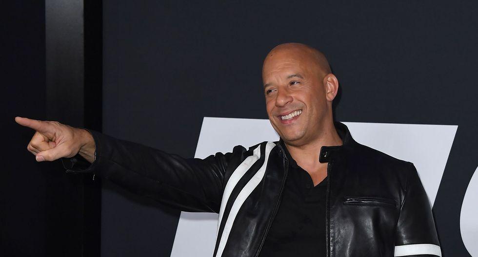 Vin Diesel sorprende presume su faceta de cantante con interpretación en español. (Foto: AFP)