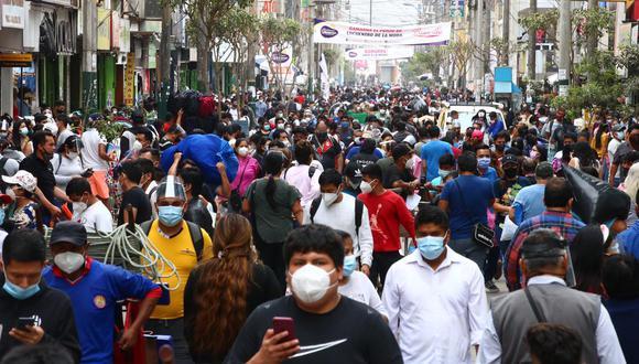 El Minsa actualizó las cifras de muertos y contagios por COVID-19. Foto: Hugo Curotto / @photo.gec