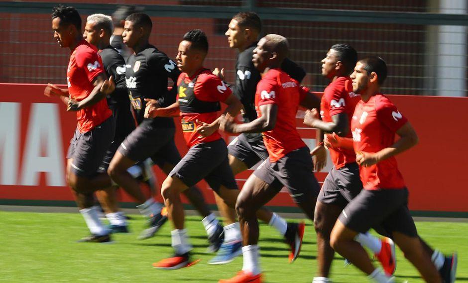 Selección peruana enfrentará al líder del grupo C. Chile y Uruguay lo definen este lunes. (Foto: Daniel Apuy/GEC)