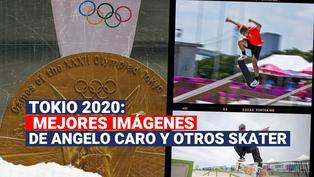Tokio 2020: Las mejores imágenes de Angelo Caro y otros skater en el mundo