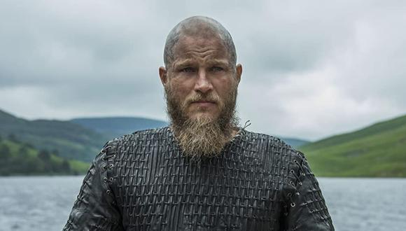 """Ragnar Lothbrok fue el protagonista de """"Vikings"""" durante cuatro temporadas (Foto: History Channel)"""