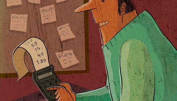 ¿Qué características deben cumplir los consumos para que sean deducibles del Impuesto a la Renta? Ponte a prueba en este test de Economía. (Ilustración: El Comercio)