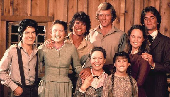 En el programa de la década de 1970, La casa de la pradera, el elenco era una gran familia. (Foto: NBC)