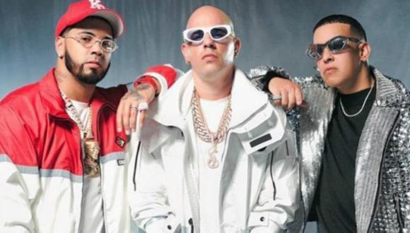 Anuel AA anunció una nueva colaboración junto a Daddy Yankee y Kendo Kaponi. (Foto: @anuel)