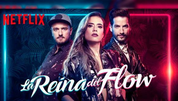 """En la segunda temporada de """"La reina del flow"""", el personaje de Carolina Ramírez enfrentará nuevos peligros que amenazarán su vida y la de su familia (Foto: Netflix)"""
