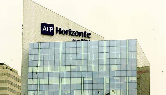 AFP Horizonte: En octubre de 2013, el BBVA entregó su administradora de fondos de pensiones Horizonte a las compañías Integra (de Sura Asset Management) y ProFuturo (de Scotiabank) por US$516 millones. Así, cada una de las com