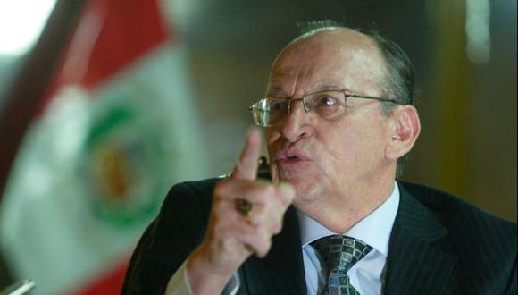 Peláez reitera que no irá a la reelección en la fiscalía