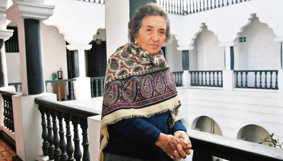 """Inédito: """"Mis recuerdos de San Marcos"""", por María Rostworowski"""