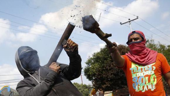 San Cristóbal: la ciudad de las barricadas en Venezuela