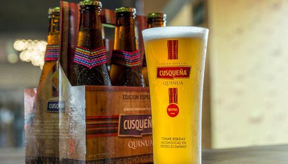 Cusqueña Quinua: el sabor especial de Mistura 2015