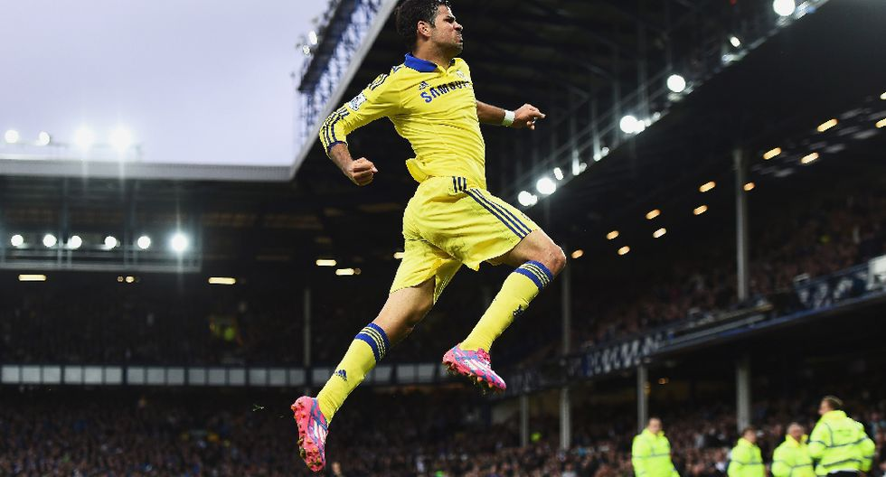 Costa se burló, peleó y anotó dos goles en triunfo de Chelsea - 8