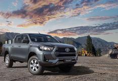 Toyota Hilux: así es la renovada pick up que fue presentada en el Perú | FOTOS