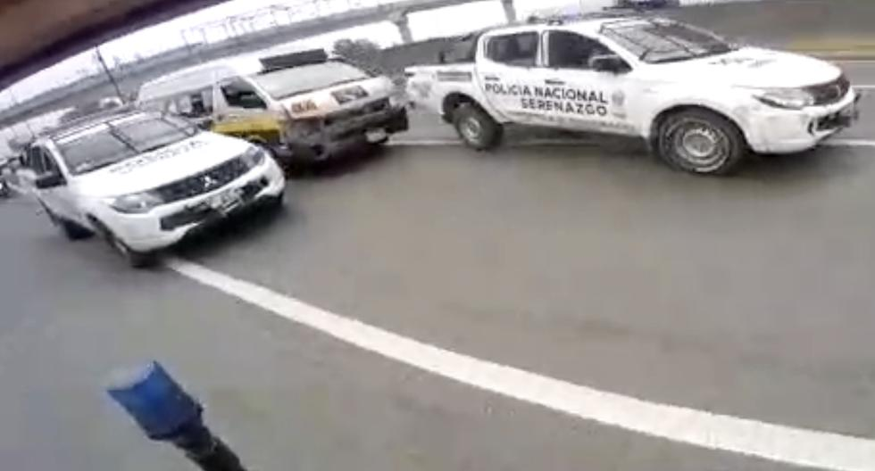 La dramática persecución a una combi en El Agustino sintetiza todos los problemas del transporte público de Lima.