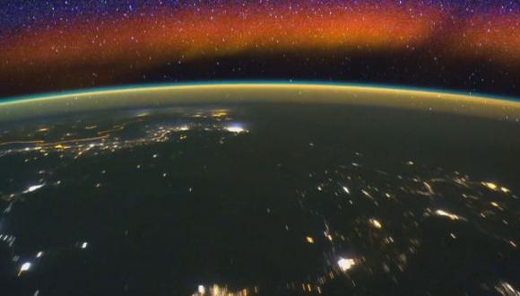 Hermosa vista de la Tierra captada desde la EEI [VIDEO]
