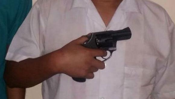 Trujillo: escolar de 16 años dirigió asalto a un ómnibus