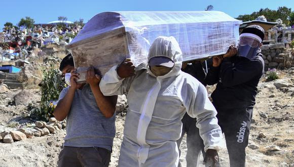 Países como el Perú han sido especialmente golpeados por el COVID-19. (Foto: Diego Ramos / AFP)