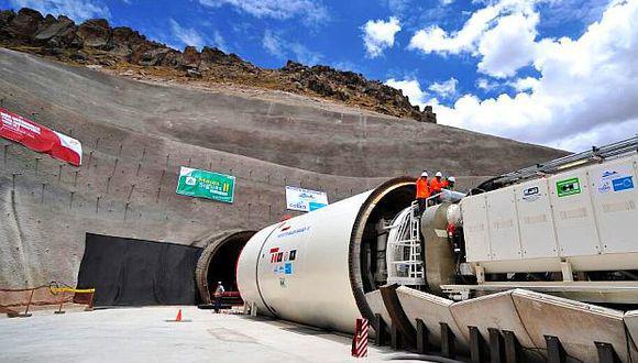 El proyecto Majes Siguas II actualmente se encuentra paralizado desde diciembre del 2017. (Foto: GEC)