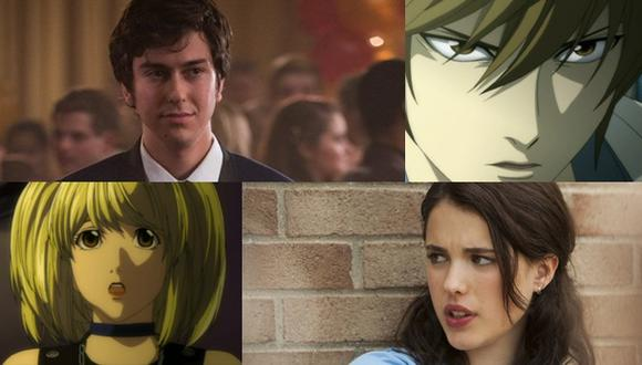 """""""Death Note"""": película americana apunta al público adulto"""