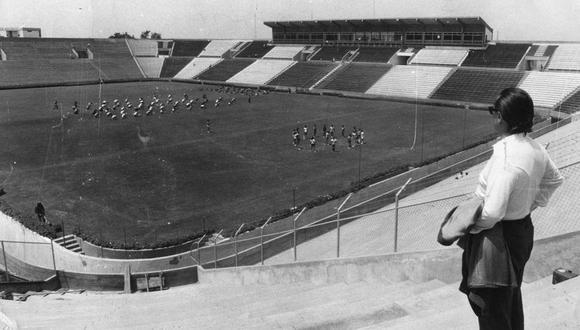 Walter Lavalleja, el ingeniero uruguayo que dio vida al estadio de Alianza Lima. (Foto: Archivo histórico El Comercio)