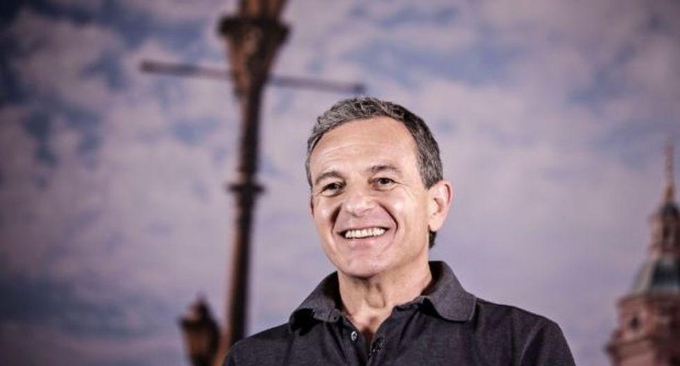 Presidente ejecutivo de Disney acepta quedarse hasta 2019
