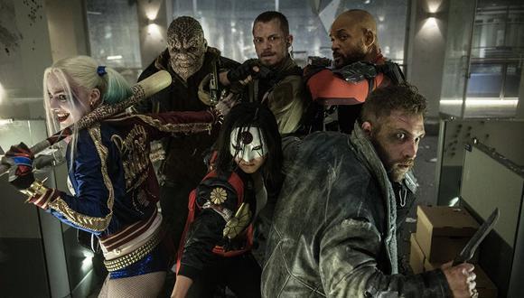 """""""Suicide Squad"""" (2016), el debut cinematográfico de Harley Quinn, fue peor recibida por la crítica que incluso """"Justice League"""". Una secuela está programada para el 2021. (Foto: Warner Bros.)"""