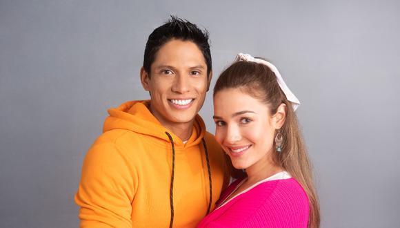 """André y Vanessa Silva, protagonistas de la telenovela """"Luz de Luna"""". (Foto: Del Barrio Producciones)"""