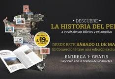 LA HISTORIA DE PERÚ A TRAVÉS DE SUS BILLETES Y ESTAMPILLAS