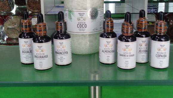 El aceite de coco potencia las propiedades de otros aceites.